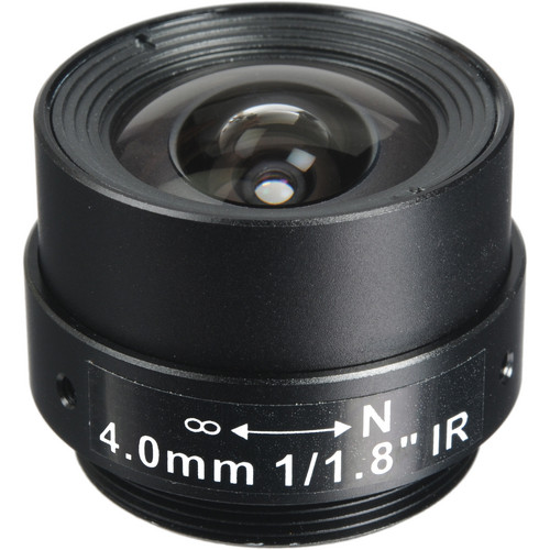 Arecont Vision Fixed Focal Megapixel Lens (4mm)