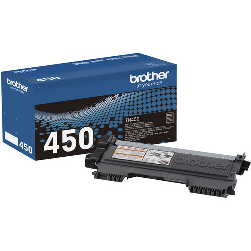 Brother TN450 High Yield Toner Black Cartridge