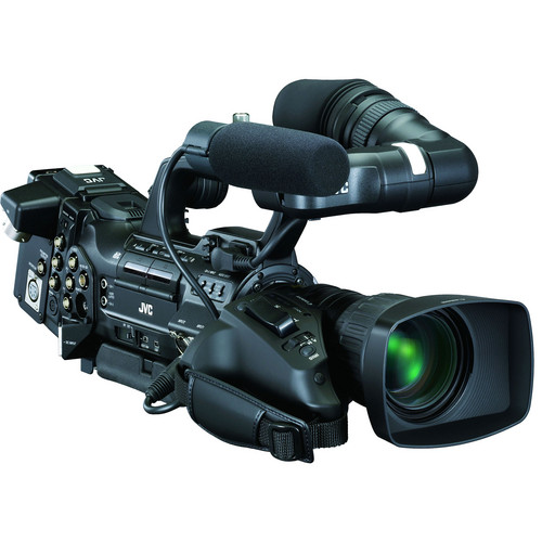 JVC GY-HM790 ProHD Optical Studio Kit 2