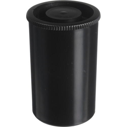 General Brand Plastic Film Canisters With Caps (25 Pack)
