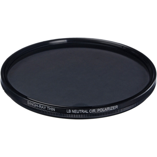 Singh-Ray 77mm LB Neutral Circular Polarizer Thin Mount Filter
