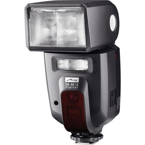 Metz mecablitz 58 AF-2 digital Flash for Canon Cameras