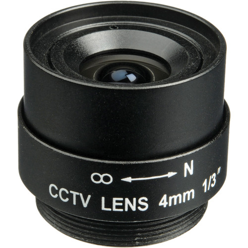 Bolide Technology Group Fixed CCD Lens (4mm)
