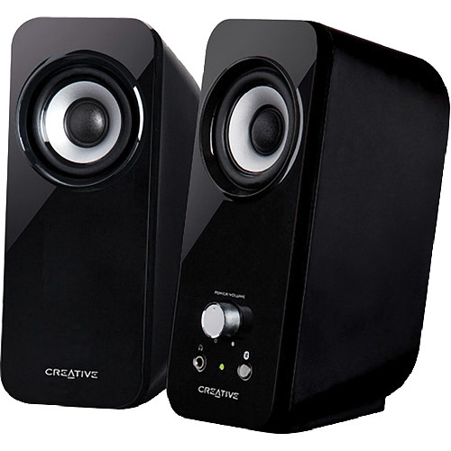 Creative Labs Inspire T12 Bluetooth Wireless 2.0 Speaker System