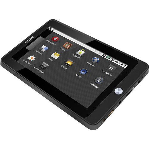 Coby Kyros Internet Touchscreen Tablet