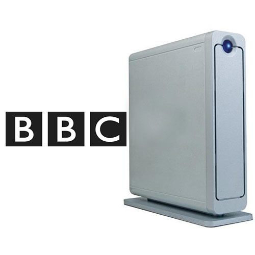 Sound Ideas BBC Nature Sound Effects Library (Hard Drive)