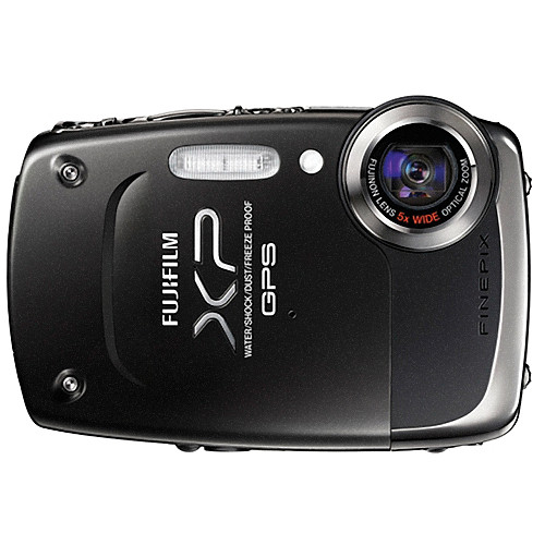 Fujifilm FinePix XP30 Digital Camera (Black)