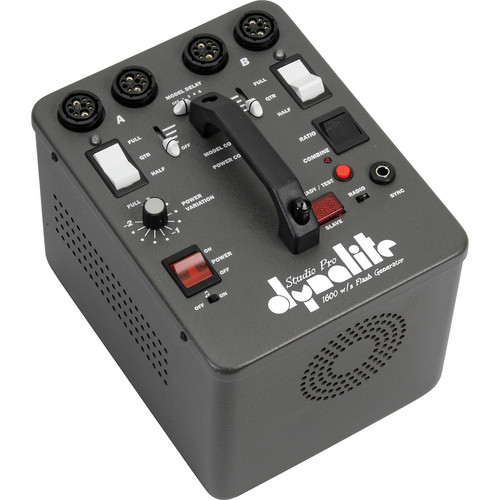 Dynalite SP1600 1600W/s Studio Power Pack