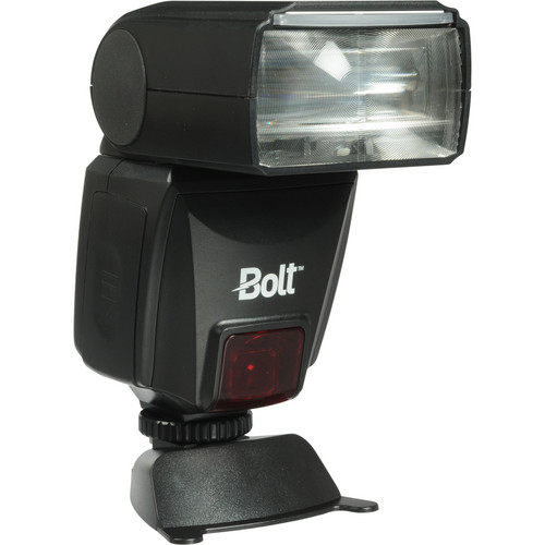 Bolt VS-510P Wireless TTL Shoe Mount Flash for Pentax & Samsung Cameras