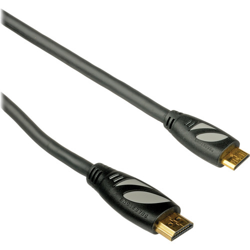 Pearstone High-Speed Mini HDMI (Type C) to HDMI (Type A) Cable with Ethernet - 6.0' (1.8 m)