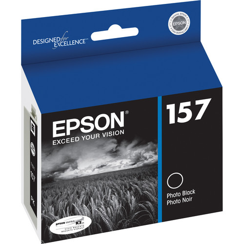 Epson T157120 157 Photo Black Ink