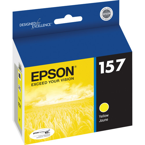 Epson T157420 157 Photo Yellow Ink