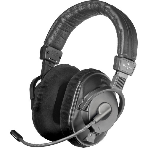 Beyerdynamic DT 291 PV MK II LTD Headset with Condenser Microphone & Limiter (80Ω) for Phantom Power