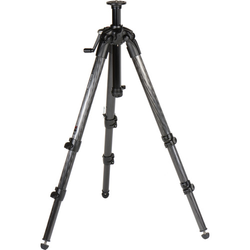 Manfrotto 057 Carbon Fiber Tripod with Geared Center Column