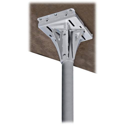 Peerless Industries FPECMC-03 Concrete Ceiling Mount for Protective Enclosures (3')