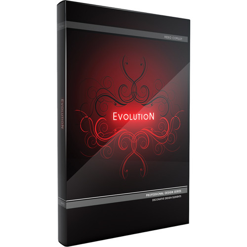 Video Copilot Evolution Decorative Design Elements