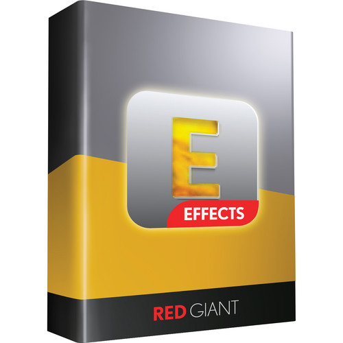 Red Giant Effects Suite 11.1 (Download)