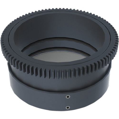 Aquatica Zoom Gear for Nikon AF 18-70mm / AF-S 10-24mm / AF-S 12-24mm Lens in Lens Port