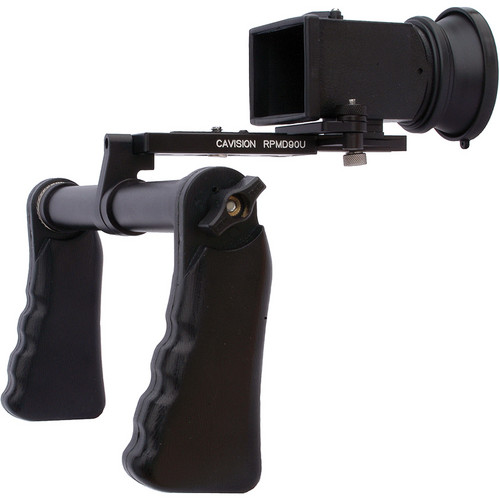 Cavision Dual Handgrip Viewfinder Package for 7D & T2i