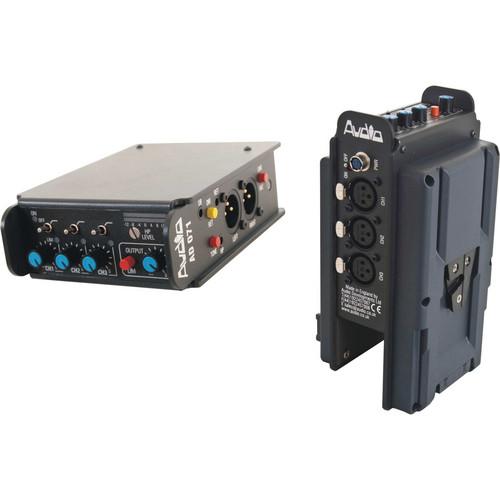 Audio Developments AD 071 Camera Mixer (Single Input)