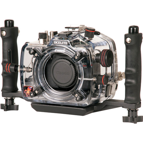 Ikelite 6871.60 Underwater Housing with Canon EOS Rebel T3i Camera B&H Kit