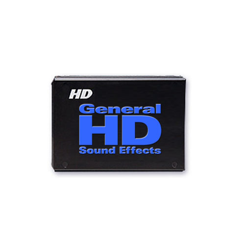 Sound Ideas The General HD Sound Effects Collection (PC)