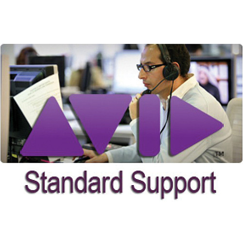 Avid DS Software Standard Support