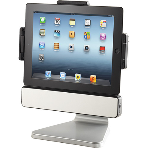 Smk-link PadDock 10 iPad Stand and Stereo for iPad 2 & iPad 3 (VP3650v2)