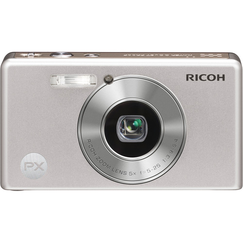 Ricoh PX Digital Camera (Silver)