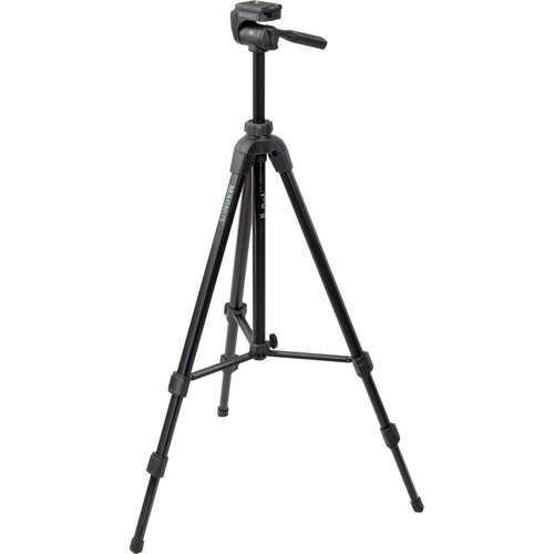 Magnus PV-4310 Photo Tripod With 3-Way Pan and Tilt Head