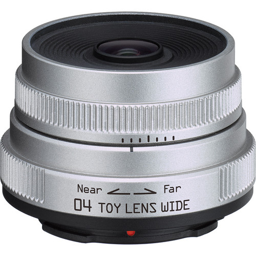 Pentax 6.3mm f/7.1 Toy Lens Wide-Angle for Q Mount Cameras