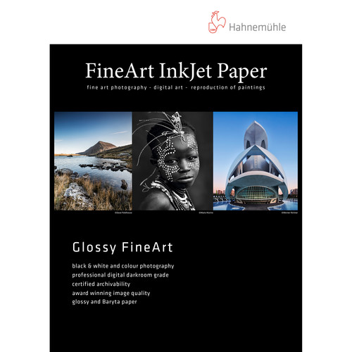 Hahnemuhle Fineart Pearl Paper (B Sheets)