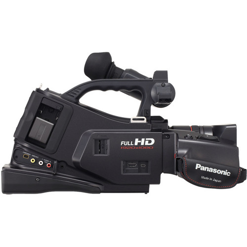 Panasonic AG-AC7 Shoulder-Mount AVCHD Camcorder