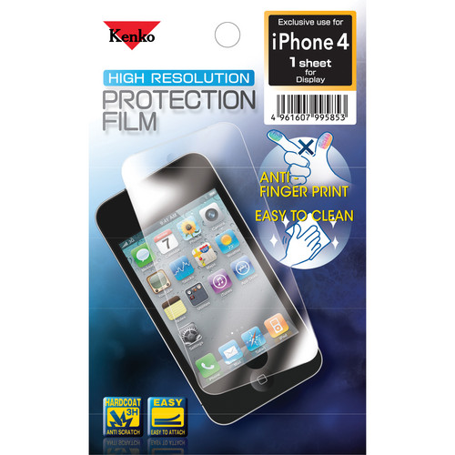 Kenko High Resolution Protection Film for iPhone 4