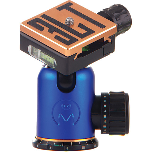 3 Legged Thing AirHed 1 Magnesium Alloy Ball Head (Blue)