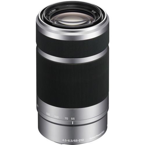 Sony SEL55210 55-210mm F4.5-6.3mm Lens