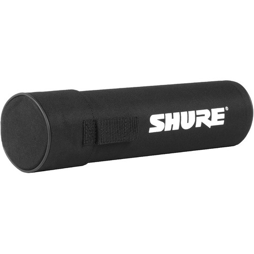 Shure A89SC Carrying Case for the VP89L Shotgun Microphone (Short, Black)