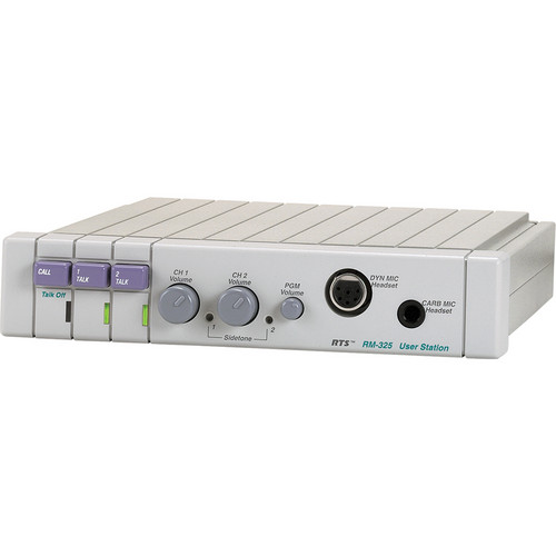 Telex RM-325 2-Channel Intercom User Station (A5F)