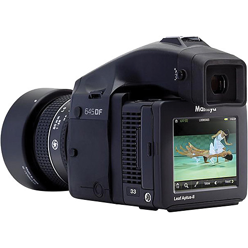Mamiya DM-Series 33Mp DSLR Camera Kit with 80mm LS Lens