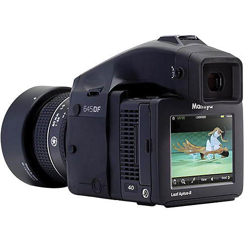 Mamiya DM-Series 40Mp DSLR Camera Kit with 80mm LS Lens