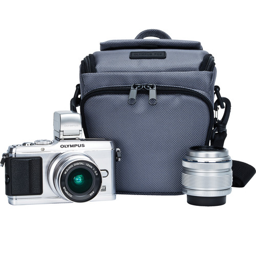 Olympus E-P3 Street Shooter Kit