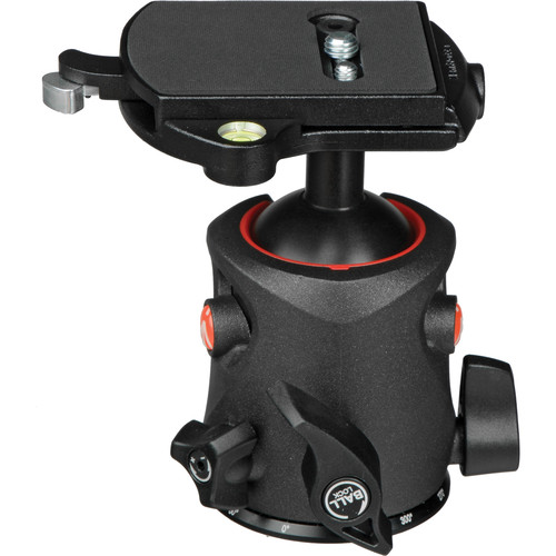 Manfrotto 055 Magnesium Ball Head with RC4 Quick Release