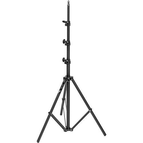 SP Studio Systems 8' Air-cushioned Light Stand (Black)