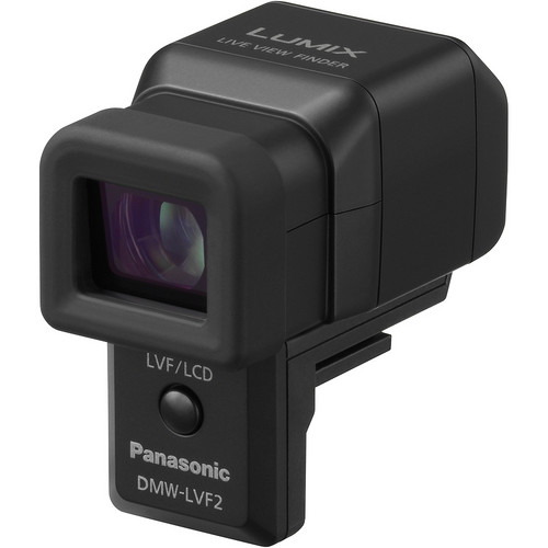 Panasonic External Electronic Viewfinder for DMC-LX7 AND DMC-GX1