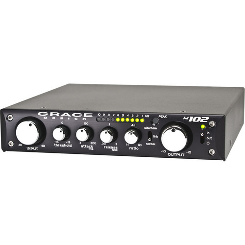 Grace Design m102 Single-Channel Optical Compressor