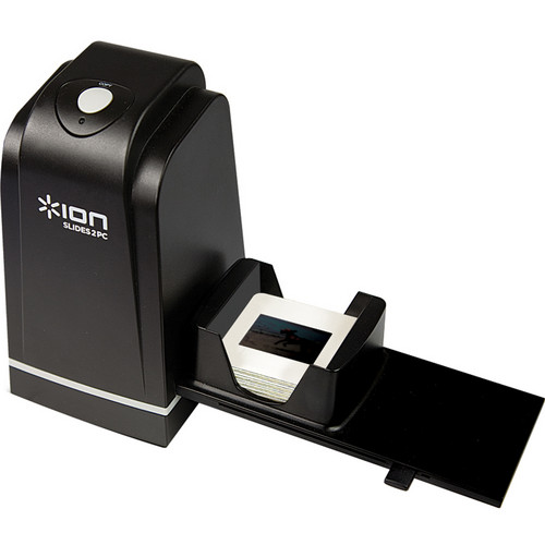 Ion Slides 2 PC mkIII Slide & Film Scanner
