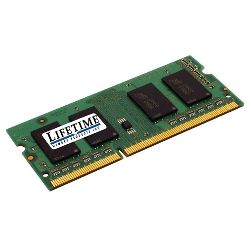 Lifetime Memory 2 GB DDR3 PC3-10600 (1333 MHz) SO-DIMM Notebook Memory Upgrade
