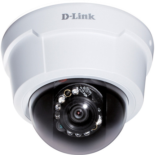 D-Link DCS-6113 Full HD Day and Night Dome Network Camera
