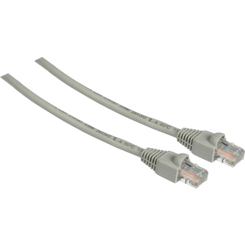 Pearstone 7' Cat5e Snagless Patch Cable (Gray)