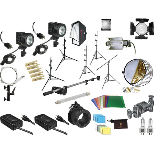B&H Photo Video Doug Jensen's Interview Kit